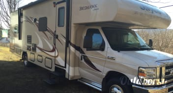 2015 Jayco Redhawk 29 XK -Like new and plenty of space!