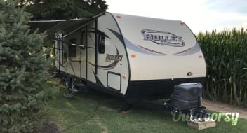 Bulleting from Campground to Campground - **We Deliver**