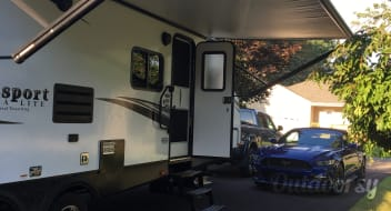 2017 Keystone Passport grand touring bunkhouse 2920