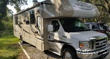 2015 Coachmen 50th Anniversary Leprechaun