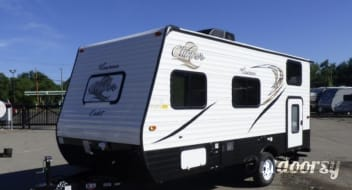 2018 Coachmen Clipper Cadet 17BH - Isabelle!