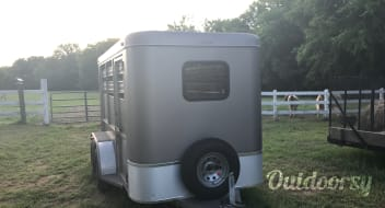 2011 12ft Cattle / Horse Trailer