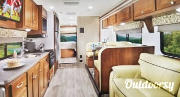 2018 Forest River Sunseeker