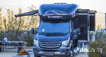2018 Thor Synergy SD24 - Mercedes Luxury in an RV