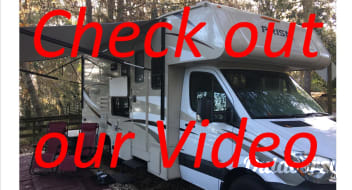 Watch our VIDEO Link Below -  Love to Tailgate?  Love to Camp?  Love Disney?  Love the Beach?  Love to Explore?  Love to Travel?
