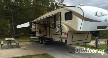 2016 Keystone Cougar Free Delivery