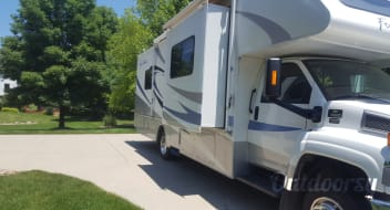 2008 Thor Motor Coach Four Winds Diesel