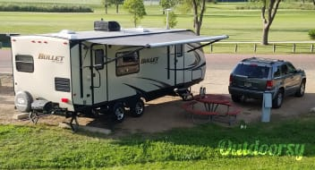 2014 Keystone Bullet Travel Trailer