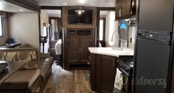 Just add you! All-inclusive RV rental, without the added fees.