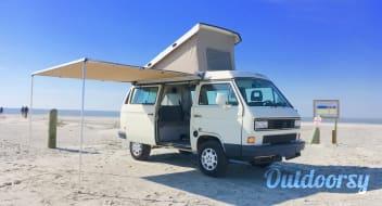 1991 Volkswagen Westfalia Vanagon Motor Home