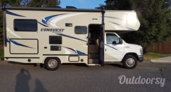 2018 Ford conquest