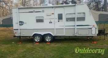 2005 Starcraft Travel Hybrid Trailer 21Sb