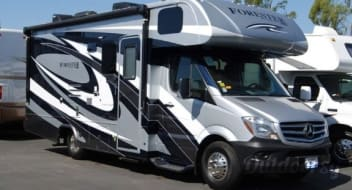 2018 Mercedes-Benz 25' RV1 Luxury Hotel on Wheels!