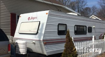 1995 Jayco Eagle *sleeps 6-8 *CLEAN!!