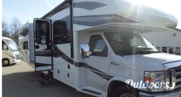 2019 Jayco Greyhawk stocked and ready for your next trip