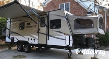 2017 Aerolite Travel Trailer