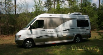 2007 Gulf Stream Vista Cruiser