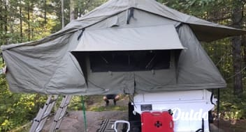 2017 military overland trailer $349-$399/week