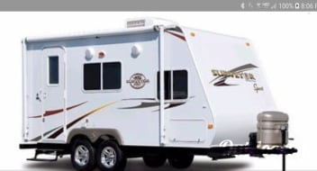 2009 Forest River Surveyor Sport