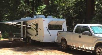 2012 Forest River Rockwood Mini Lite