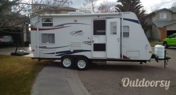 2009 R-Vision 21rbh Ultra light!