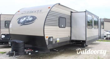 2017 Forest River Cherokee 294BH
