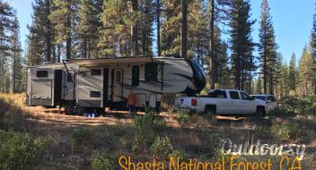 2016 Keystone Montana High Country 362RD