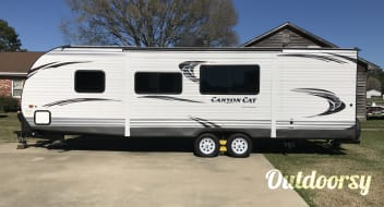 2016 Palomino Canyon Cat