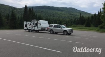 2014  Sportsmen Bunkhouse Trailer