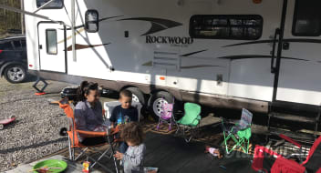 2013 Forest River Rockwood Ultra Lite