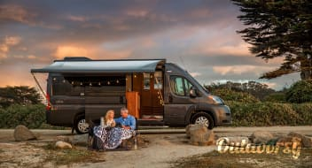 2018 Roadtrek Simplicity B-Van