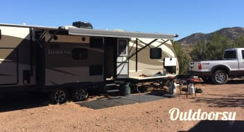 2015 Dutchman Kodiak Bunkhouse