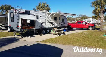 2013 Coleman m bh314, bunkhouse, 36 foot