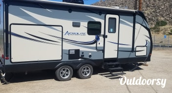 2016 Aerolite Travel Trailer