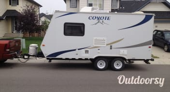 2008 K-Z Coyote - 2 Pullouts!!