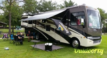 2011 Four Winds 34u Windsport Prestige