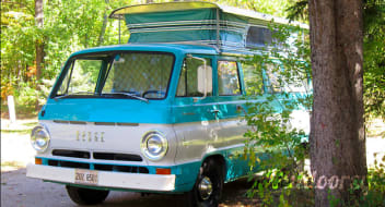 1967 Dodge A-108 Sportsman CampWagon