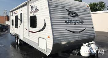 2015 Jayco Jay Feather SLX 264BHW