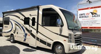 2017 Thor Motor Coach Vegas 25.3