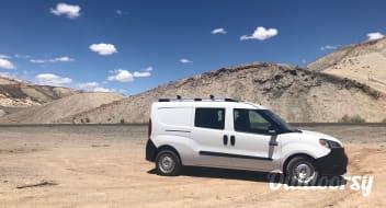 2017 Blue Spruce Camper Van