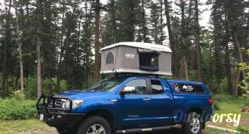 Wonda | Toyota Tundra | Roof Top Tent