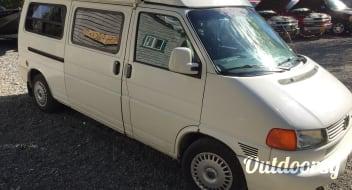 1999 Volkswagon Eurovan Camper
