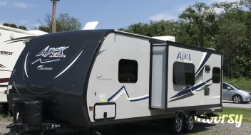 2018 Coachmen apex 249RB