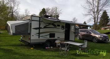 2015 Jayco Jay Feather Ultra Lite