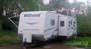 2009 Forest River Wildwood
