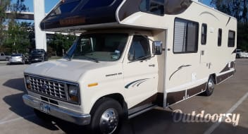 1990 Winnebago Warrior 28'