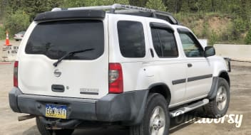 2002 Nissan X-Terra World Championship Edition