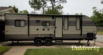 2017 Forest River Cherokee Grey Wolf 22RR