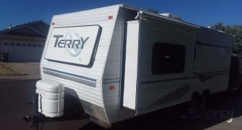 2004 Terry 24 ft