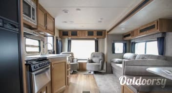 2018 Coachmen Catalina  $99 a night.
